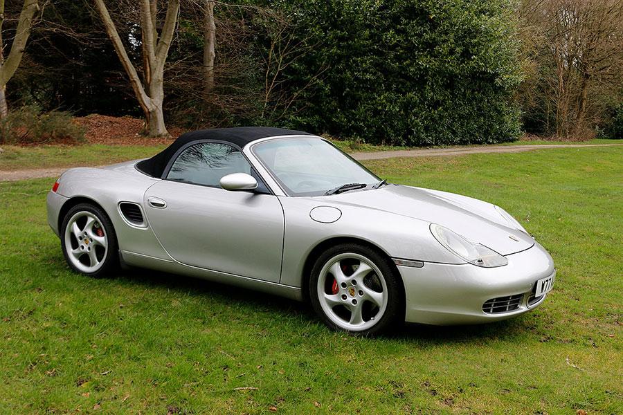 For Sale Porsche Boxster S 2000